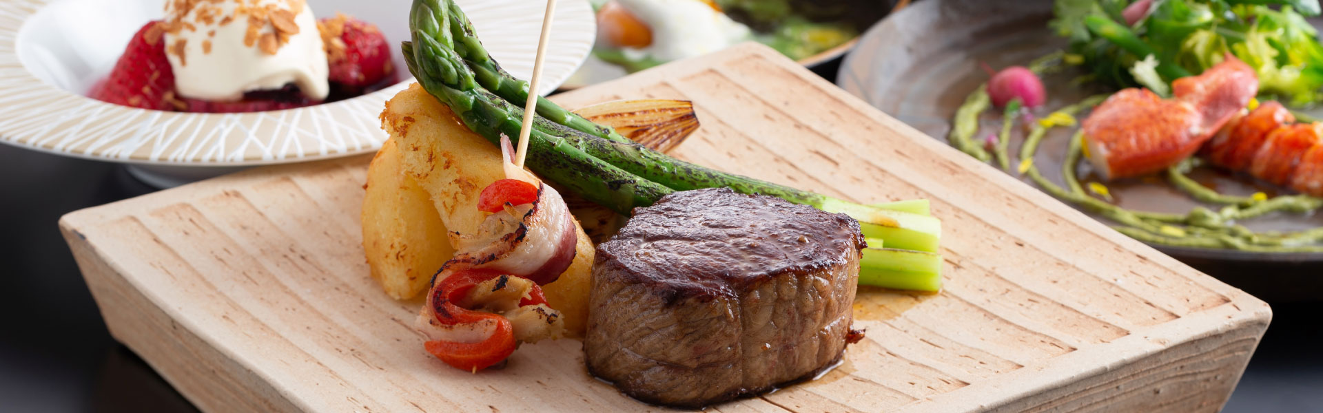 Chef's Dinner